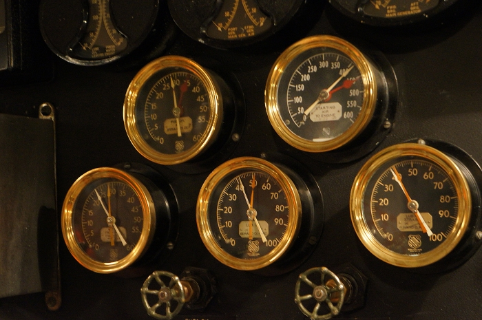 gauges from Jeanne Masar